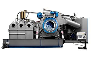 Induline, BÖWE Industrie Textilreinigungsmaschine
